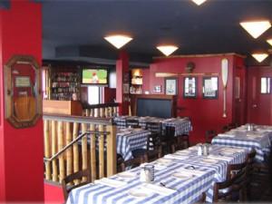 Alki Private Dining Room