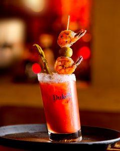 Cocktail at Duke's