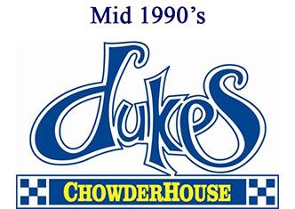 Dukes Logo 1990s