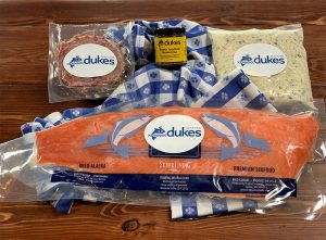 Duke's Seafood Delivery Package