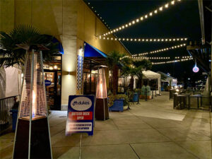 Duke's Seafood Kent Station Outdoor Dining