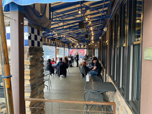 Duke's Seafood Southcenter Outdoor Dining