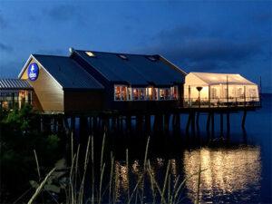 Duke's Seafood Tacoma Outdoor Dining