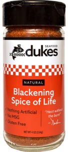 Duke's Seafood Blackening Spice of Life